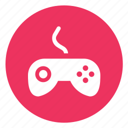 console, game, gamepad, playing icon