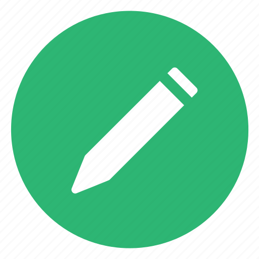 create, new, pencil icon