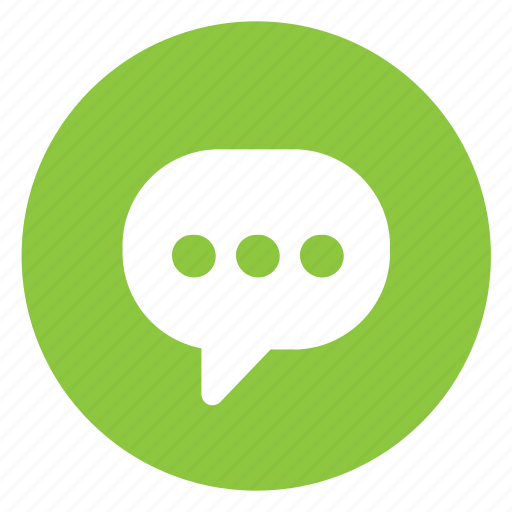 Chat, comment, typing icon - Download on Iconfinder