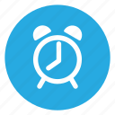 alarm, clock, morning icon