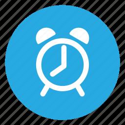 alarm, clock, morning icon