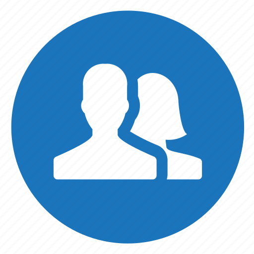 couple, group, users icon