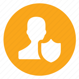 access, security, user icon