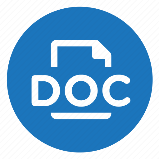 Doc, document, word icon - Download on Iconfinder