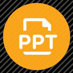 keynote, powerpoint, ppt, presentation icon