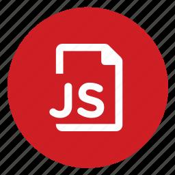 code, javascript, js icon