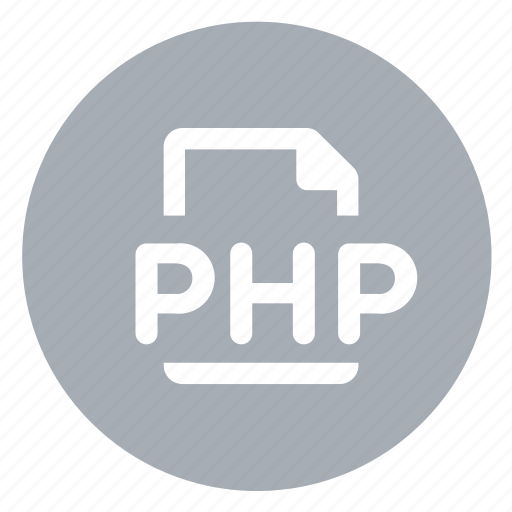 code, php icon