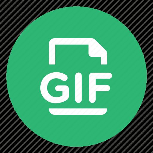 animated, gif icon
