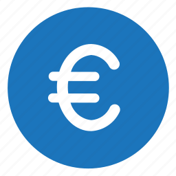 currency, eur, euro icon