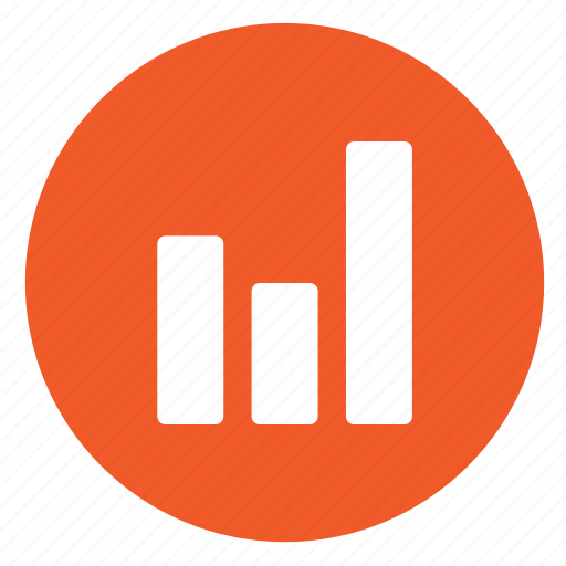 bar, chart, poll, stats, survey icon