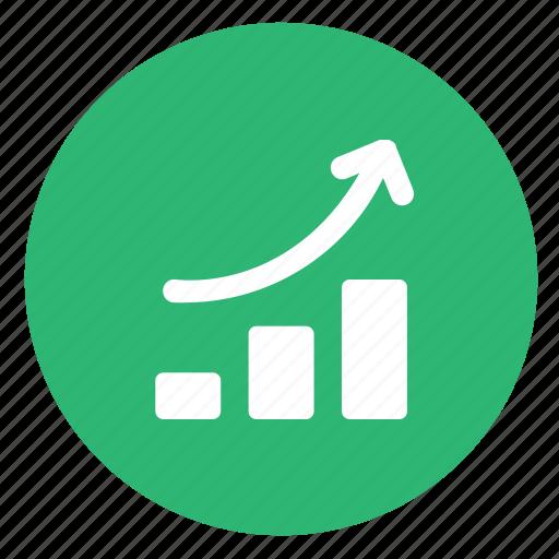 bar, chart, stats icon