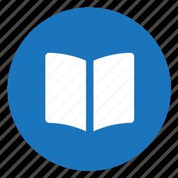 book, bookmark, reading icon