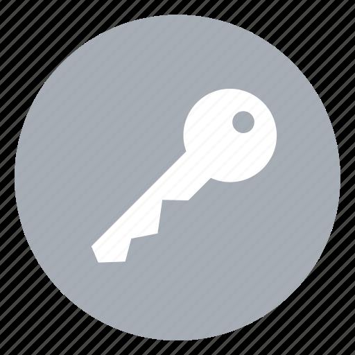 Key, locked, password, pin icon - Download on Iconfinder