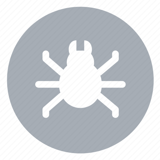 antivirus, bug, malware, software, spam, virus icon
