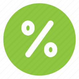 code, coupon, discount, percent, sale icon