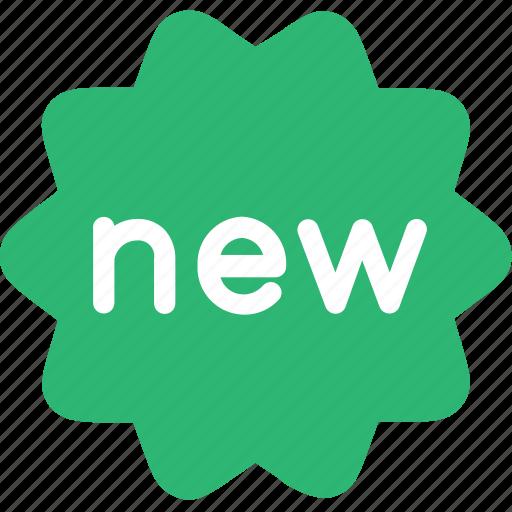 New, sticker icon - Download on Iconfinder on Iconfinder