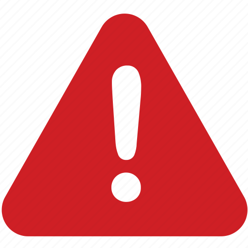 error, notice, warning icon