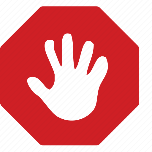 danger, error, stop icon