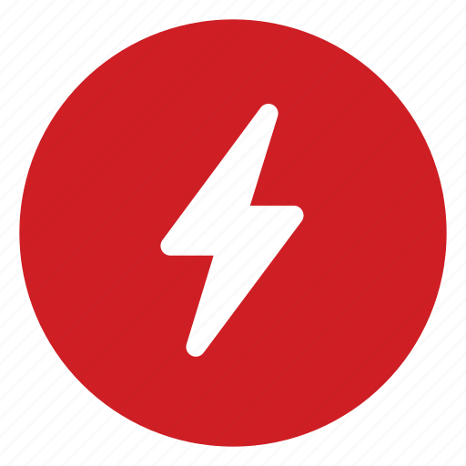 Electricity, flash icon - Download on Iconfinder