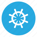 sailboat, sea, yacht icon