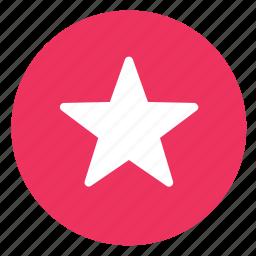 favorite, star, vote icon