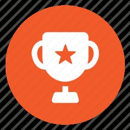 achievement, award, cup, price, winner icon