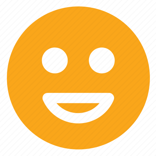 Emoji, face, smiley, easy icon - Download on Iconfinder