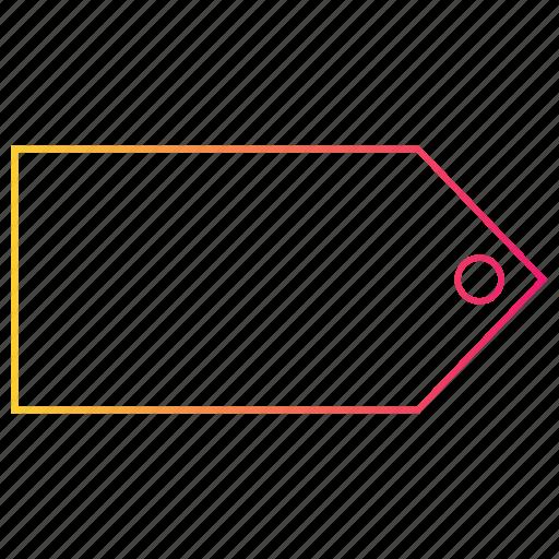 gradient, interface, label, tag, ui icon