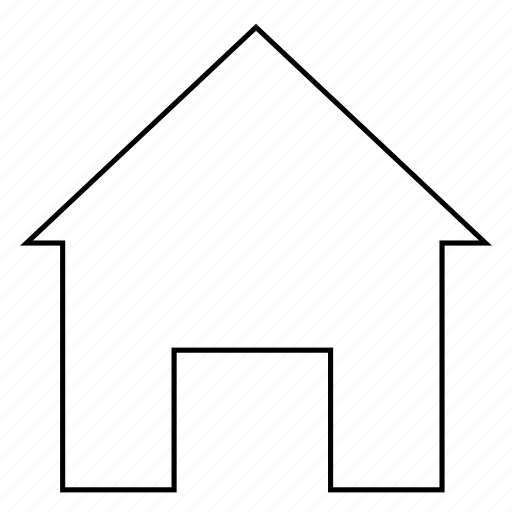 gradient, home, house, interface, real estate, ui, web icon