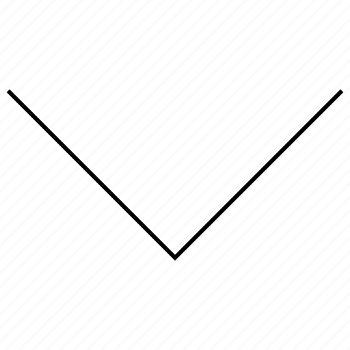 arrow, direction, down, gradient, interface, ui, web icon