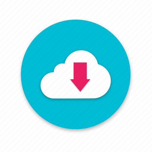 cloud, interface, material design, storage, upload icon