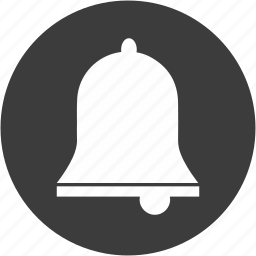 alarm, alert, bell, bulletin, notification, ring, sound icon