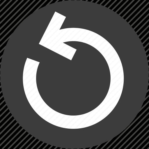 control, refresh, reload, restart, shutdown, update icon