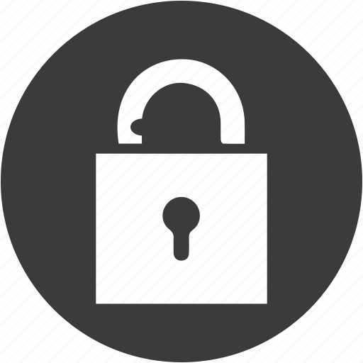 login, open, protection, unlock, unsecure icon