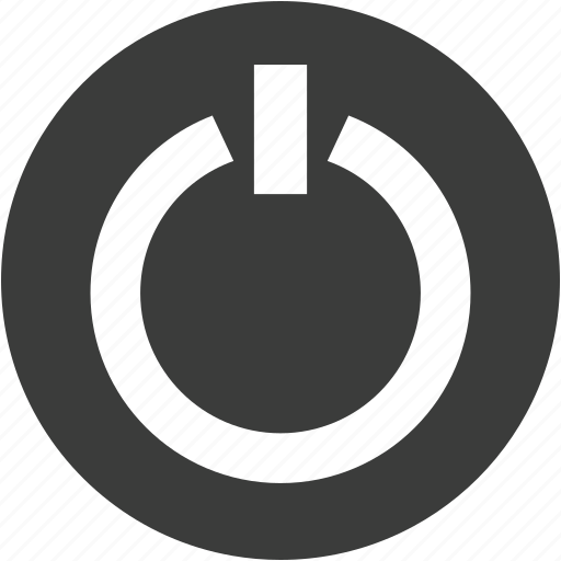 down, power, shut, switch icon