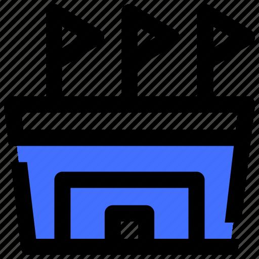 Ball, basket, basketball, game, sport, stadium icon - Download on Iconfinder