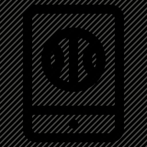 Ball, basket, basketball, game, smartphone, sport icon - Download on Iconfinder