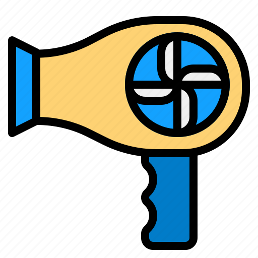 Blower, dryer, hair icon - Download on Iconfinder