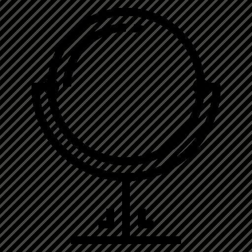Mirror, reflect icon - Download on Iconfinder on Iconfinder