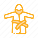 bathrobe, clothes, linear, lined, shampoo, thermometer, tool icon