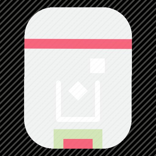 Bin, can, garbage, interface, trash icon - Download on Iconfinder