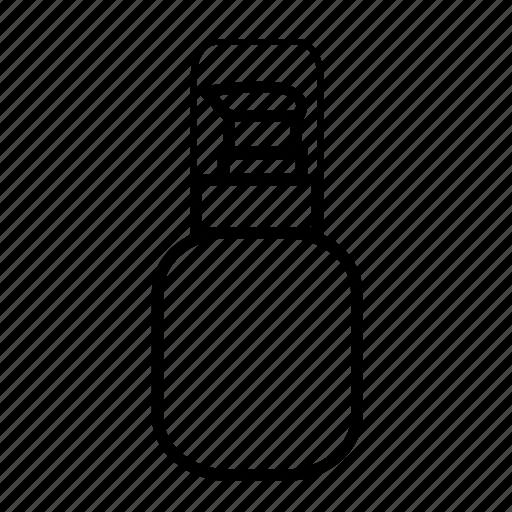 bathroom, bottle, cream, make up icon
