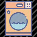 dish, machine, wash, washing icon