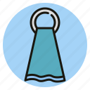 duster, hygiene, towel icon