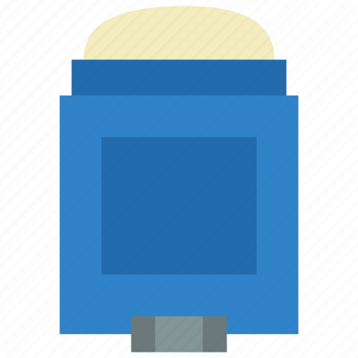 bathroom, objects, on, roll icon