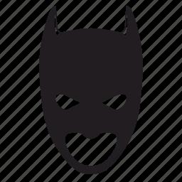 batman, face, full, mask, skin icon