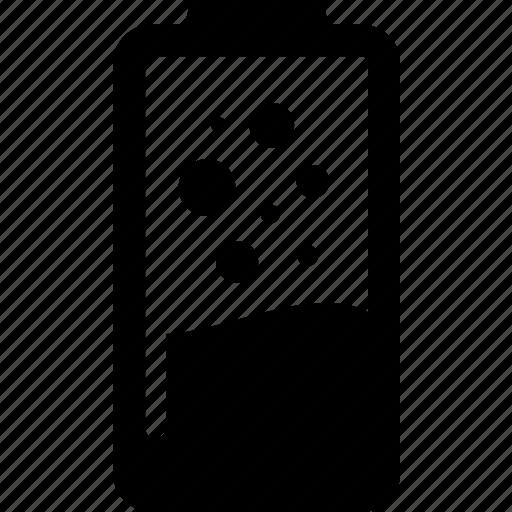 acid, battery, fuel, juice, power, rocket fuel icon