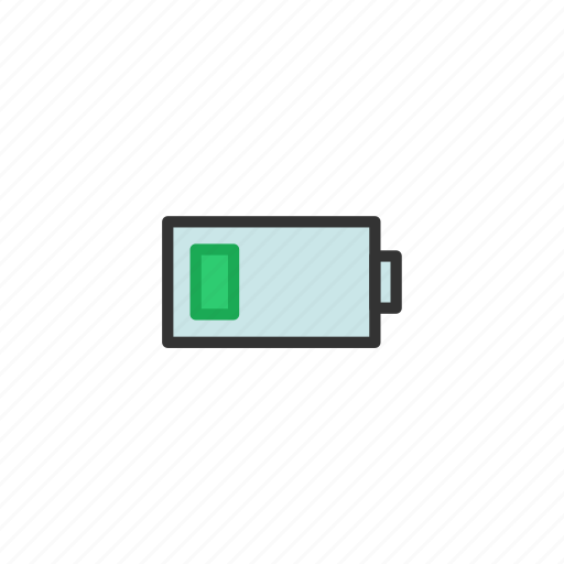battery, charge, charger, infinicon, low, power icon