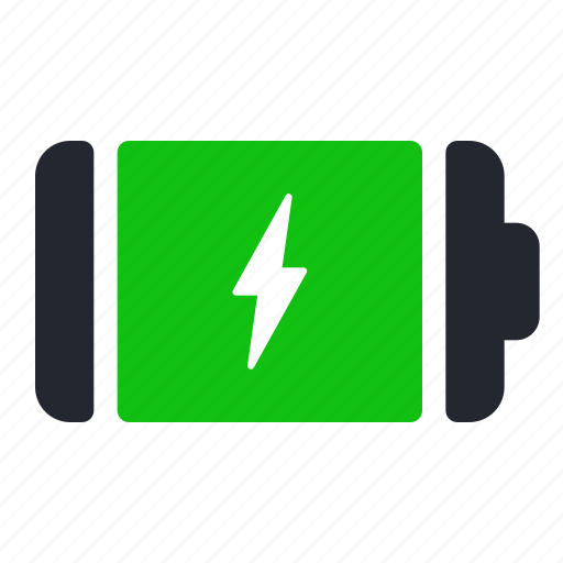 battery, charge, charging, energy, full, power icon