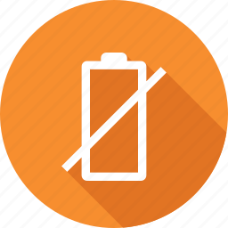battery, low icon